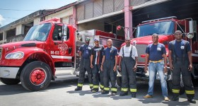 $5,800 million, will be invested in Fire Department of San Andrés and Providencia